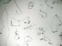 59 Wire Drawings(Detail)